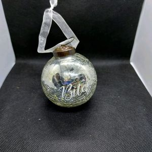 B**ch Bauble Ornament